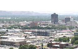 Billings, Montana, downtown.JPG