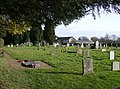 Binsted churchyard - geograph.org.uk - 619869.jpg