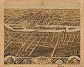 Bird's eye view of Batavia, Kane County, Illinois, 1869. LOC 73693342.jpg