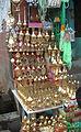 Birla Mandir, Delhi curios selling near mandir.JPG