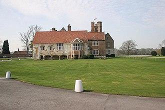 Eleanor Holland, Countess of Salisbury - Bisham Manor, the home of Eleanor Holland and Thomas Montacute.