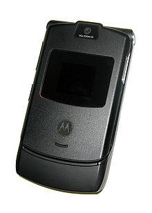 Motorola Razar