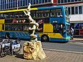Blackpool Transport bus 332 (PF06 EZP), 17 April 2009 (2).jpg