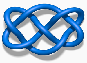 7₄ knot