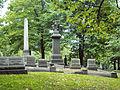 Blumhage Plot, Ridgelawn Cemetery, 2015-08-18, 01.jpg