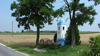 Bnin, Włocławek County Village in Kuyavian-Pomeranian, Poland