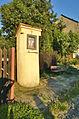 Boží muka v místní části Zastávka, Pěnčín, okres Prostějov (02).jpg