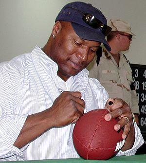 Bo Jackson - Jackson in February 2004
