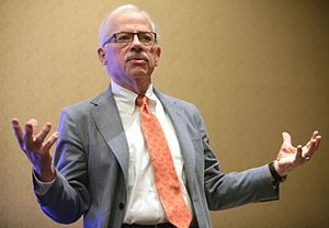 Bob Barr - Barr speaking at the 2016 FreedomFest in Las Vegas, Nevada.