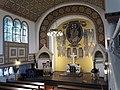 Bochum-Gerthe Christuskirche altar painting.jpg