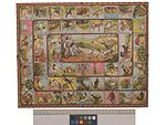 Bodleian Libraries, Untitled game showing children with geese, and many animals, flowers, etc. 15.jpg