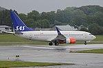 Boeing 737-705 'LN-TUL' Scandinavian Airlines System (29936695047).jpg