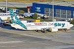 Boeing 737-8BK, Sky Airlines AN1980319.jpg