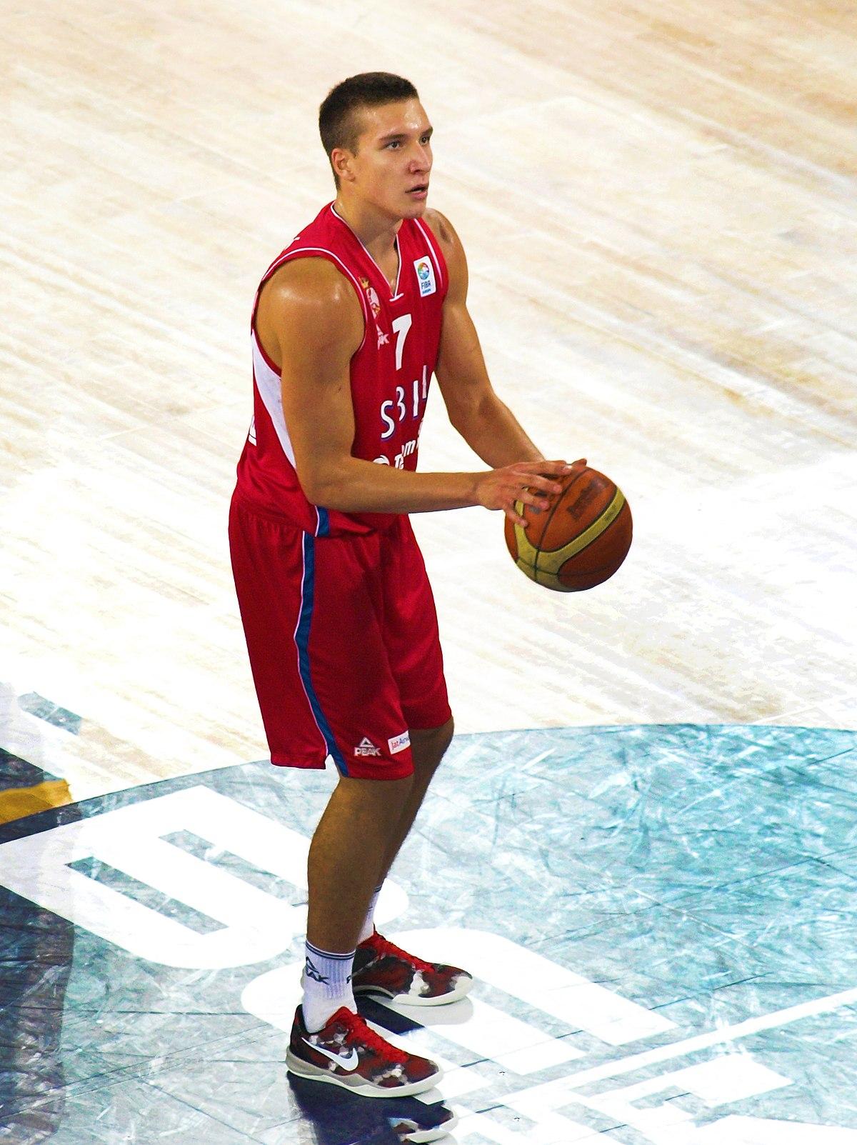 bogdan bogdanović basketball wikipedia