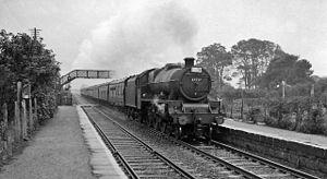 Bolton-le-Sands - Until 1969, Bolton-le-Sands had a railway station on the West Coast Main Line.