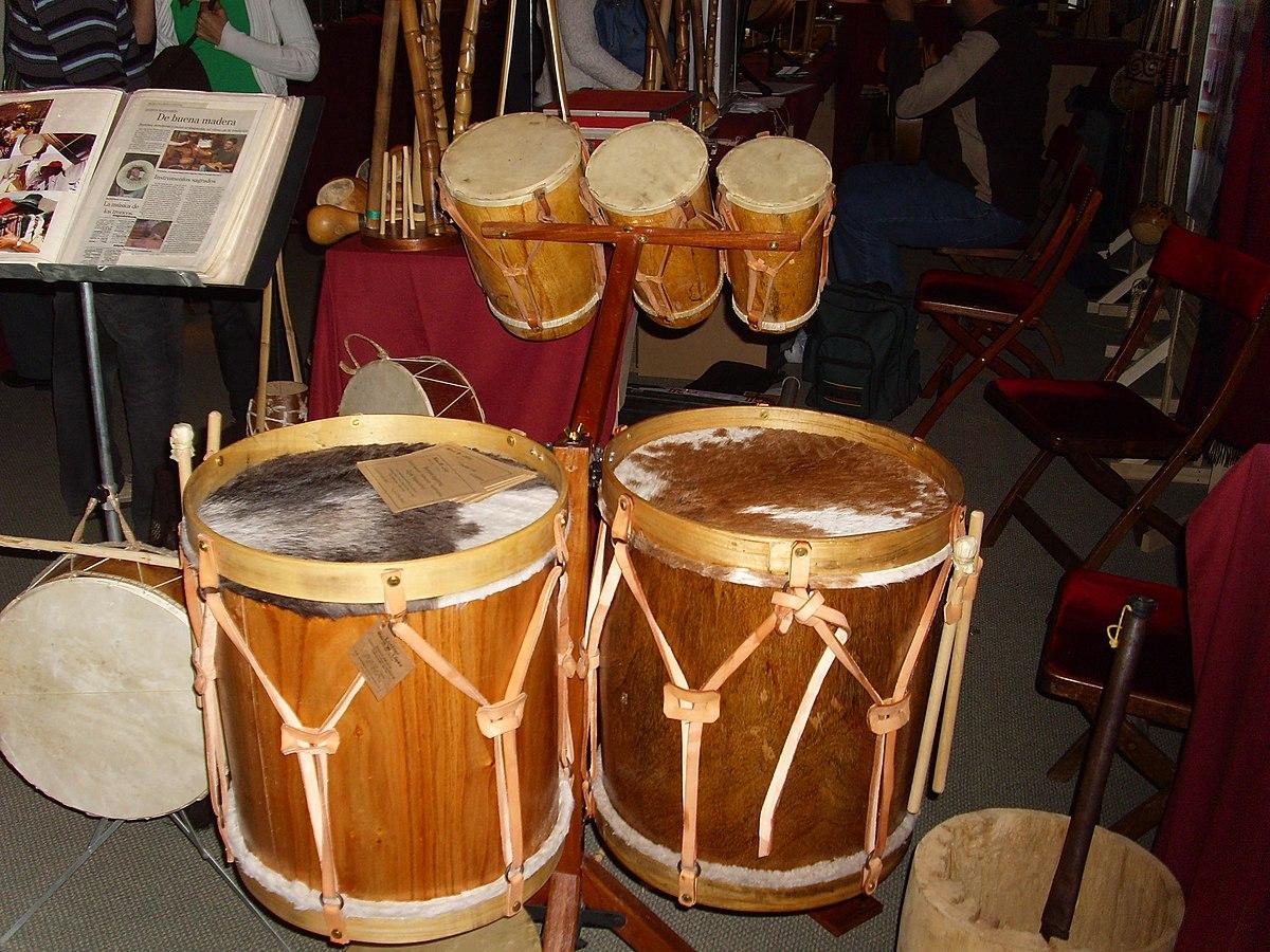 древние барабаны рисунки