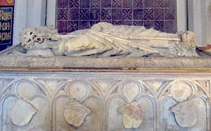 Ruprecht of the Palatinate (Archbishop of Cologne) - Ruprecht's grave in the Bonn Minster