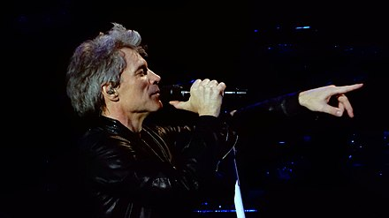 Bon Jovi at Madison Square Garden in 2017 Bon Jovi at Madison Square Garden in 2017.jpg
