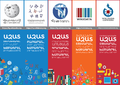 Bookmarks of Wikimedia projects front.png