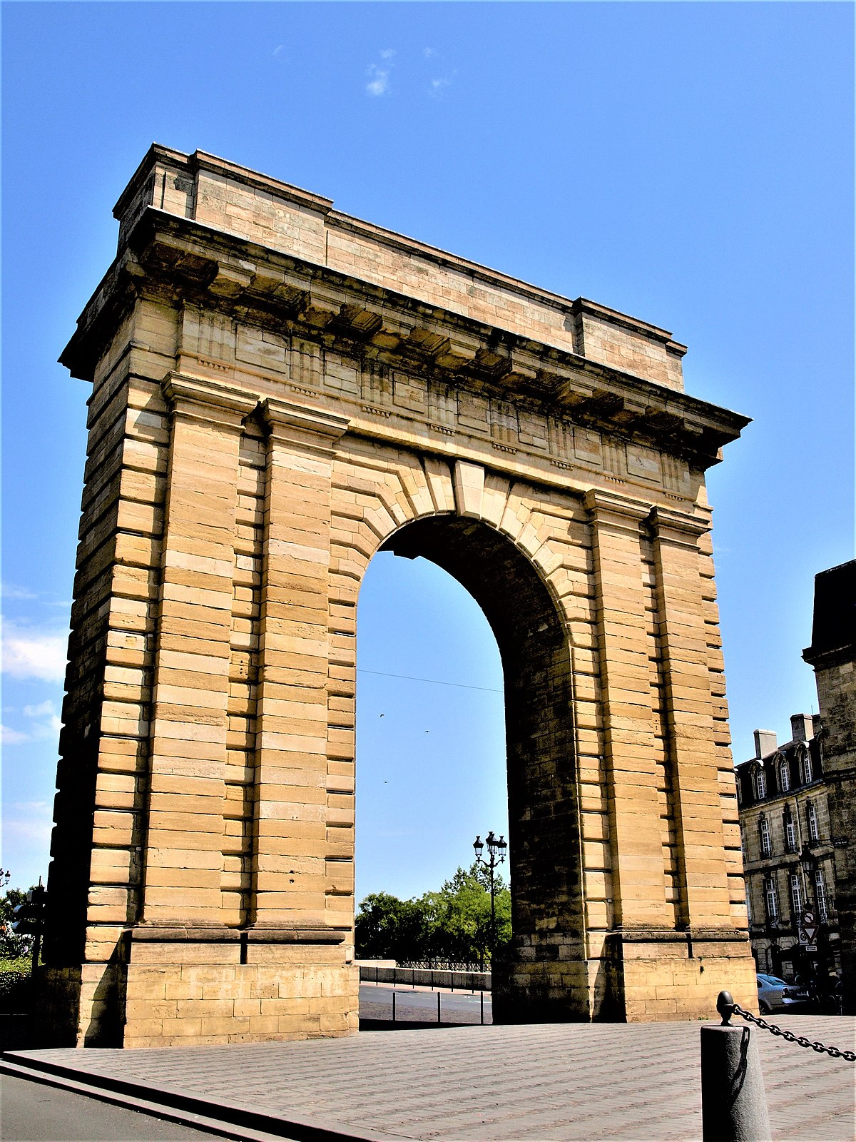 Porte de bourgogne wikip dia for Porte wikipedia