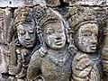 Borobudur - Divyavadana - 066 W, The Reception for the Ambassadors (detail 1) (11706644873).jpg