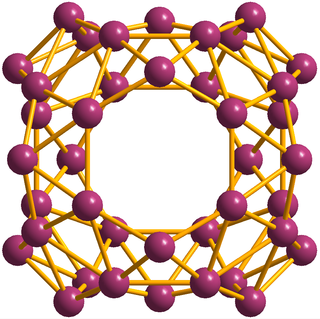 Borospherene chemical compound