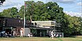 Botany Bay Cricket Club pavilion in Botany Bay, Enfield, London 3.jpg