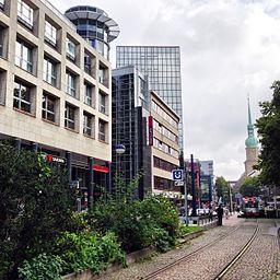 Boulevard Kampstraße Dortmund