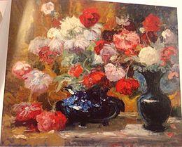 Jacques martin peintre wikip dia for Bouquet de fleurs wiki