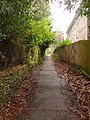 Bournemouth, footpath linking Braidley and Bodorgan Roads - geograph.org.uk - 1728913.jpg