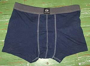 Boxer briefs - A pair of boxer briefs