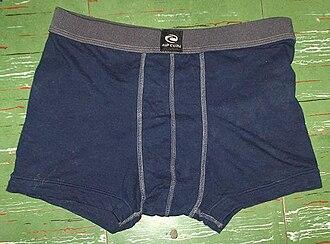 Boxer briefs - A pair of boxer briefs