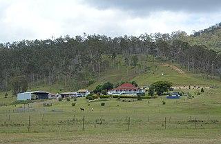 Boyne Valley, Queensland Suburb of Gladstone Region, Queensland, Australia