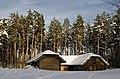 Brīvdabas muzejs ziemā, Rīga - panoramio (2).jpg
