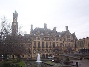 William Mawson - Bradford City Hall