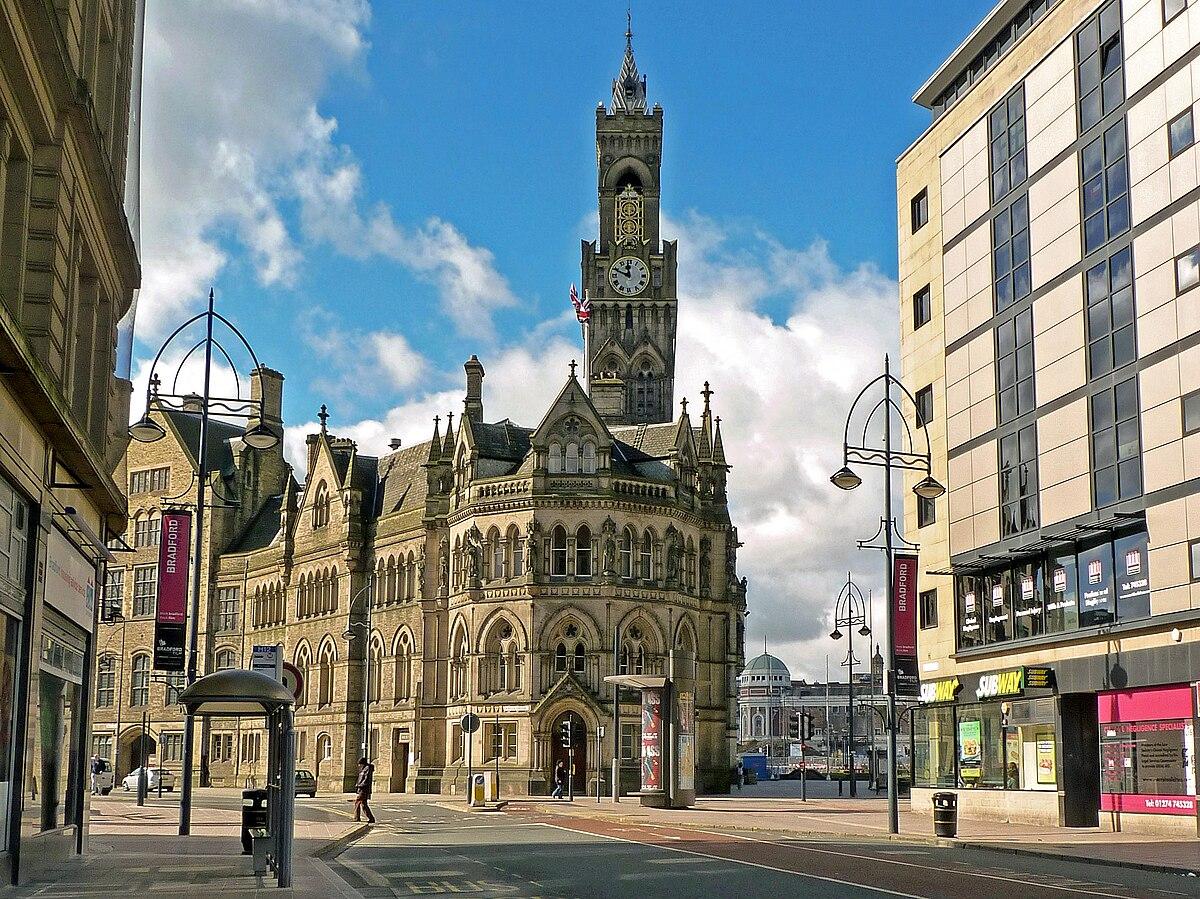 Image result for Bradford