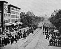 Brady, Mathew B. - Großer Aufmarsch der föderierten Truppen in Washington D.C. (Zeno Fotografie).jpg