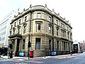 Branch Bank of England, (Sovereign House), Park Row, (west side) Leeds - geograph.org.uk - 1394904.jpg