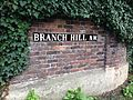 Branch Hill NW3 street sign.jpg