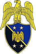 Branch insignia, Aide to Chief, National Guard Bureau