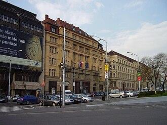 SNP Square (Bratislava) - Image: Bratislava 2007 3 28 15