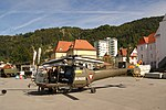 Bregenz-OeBH Hubschrauber Alouette III-12.jpg