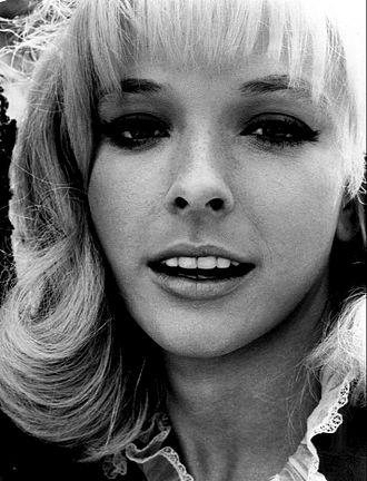 Brenda Scott - Scott in 1969