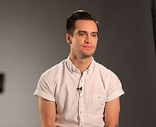 Description de l'image  Brendon Urie 2013.jpg.