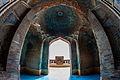 Brick enclosure of Mirza Baqi Baig Uzbak's tomb.jpg