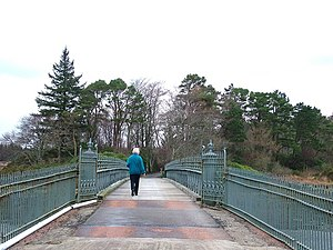 Bridge to the Isle of Eriska - geograph.org.uk - 345552.jpg