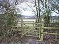 Bridleway to Foxholes - geograph.org.uk - 1637286.jpg