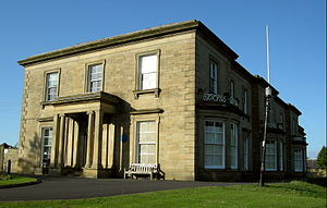 Brighouse - Brighouse Library