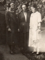 Brigid O'Keeffe, Margaret Skinnider and Nora O'Keeffe, August 1925.png