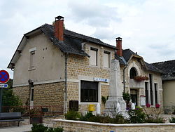 Brignac-la-Plaine poste-mairie.JPG